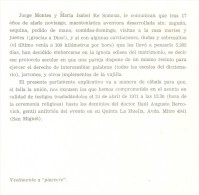 JERINGA -JORGE MONTES - PICARESCA PORTEÑA EDICIONES CORREGIDOR AÑO 1975 431 CON LA INVITACION ORIGINAL AL LANZAMIENTO DE - Humor