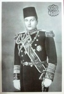 Farouk D'Egypte   1936 ~ 1952 - Royal Families