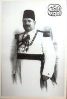 King Fouad Ier D'Égypte  1922 ~ 1936 - Royal Families