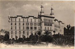 NICE ... CIMIEZ ... ALHAMBRA HOTEL - Cafés, Hôtels, Restaurants