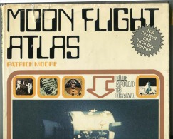 Patrick MOORE Moon Flight Atlas - 1950-Maintenant