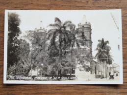 The CATHEDRAL Panama, R De P ( Built 1673-98 ) -  Anno 19?? ( Zie Foto Voor Details ) !! - Panama