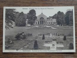 Feestzaal Der Koninklijke Maatschappij HARMONIE ( 117 ) -  Anno 19?? ( Zie Foto Voor Details ) !! - België
