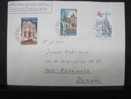 LetDoc. 97. Oblitération 1981. 59 - Vieux-Condé - Nord Sur Timbre N° 2084-2083-2088-Y&T. - Frankreich