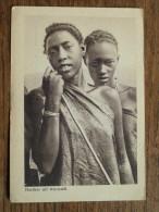 Herders Uit OEROENDI ( Witte Paters ) Anno 19?? ( Zie Foto Voor Details ) !! - Cartes Postales