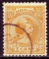 Niederlande 1891 - 34 O /Michel - 1891-1948 (Wilhelmine)