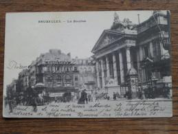 La Bourse - Anno 1905 ( Zie Foto Voor Details ) !! - Internationale Instellingen
