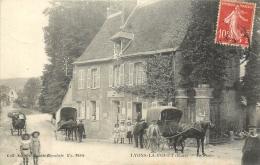 LYONS LA FORET  LA POSTE - Lyons-la-Forêt