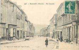 DECAZEVILLE RUE CAYRADE - Decazeville
