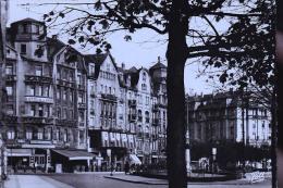 METZ PLACE DE LA GARE 1954 - Metz