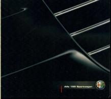 X ALFA Romeo 159 SPORTWAGON DVD Brochure - DVD