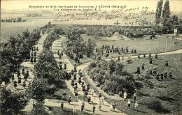 MONASTERE NOTRE DAME DES ANGES DE TOURCOING NECHIN - Estaimpuis