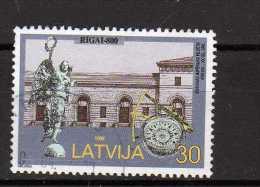 Lettonie Y&t N°433 Oblitéré - Lettonie