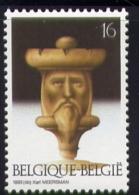 Echecs  Timbre Neuf  Belgique 1995  Y:2592 Cote/value:3€ Chess Stamp MNH  Belgium - Echecs