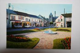 60 : Gouvieux - Le Square - Au Fond L'Eglise - Gouvieux