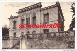 Saint Laurent Du Var  -  Hôtel De Ville - Saint-Laurent-du-Var
