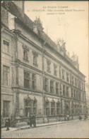 1885-France 25-Besancon-Palais Granvelle Hopital Pendant La Guerre-Animee-Ed Reucheut-Ref 29 - Besancon