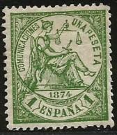 España 150F * Falso De época - Nuevos