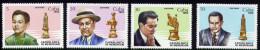 Echecs Capablanca Serie Neuve  Cuba 1982  Y:2409/2412 Cote/value:7€ Chess Series MNH - Echecs