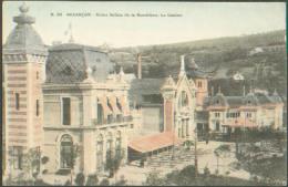 1888-France 25-Besancon-Bains Salins De La Mouillere-Le Casino-Colorisee-Ref N39 - Besancon