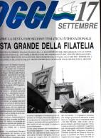 GENOVA '92 - Volume Rilegato Con I Bollettini Tematici Per La Mostra - Francobolli