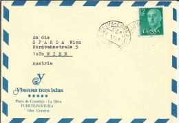 CANARIAS FUERTEVENTURA CC CON MAT CEM LA OLIVA CORRALEJO - 1931-Hoy: 2ª República - ... Juan Carlos I