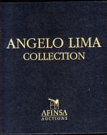 """1995 Stupendo Catalogo A Colori Dell'AFINSA Della Collezione """"Lima"""" - Cataloghi Di Case D'aste"""