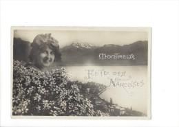L 1482 - Montreux Fête Des Narcisses - VD Vaud