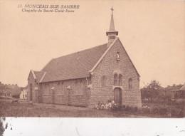 MONCEAU-SUR-SAMBRE : Chapelle Du Sacré-coeur Ruau - Charleroi