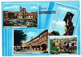 B2606 - Caltanissetta - Saluti - Caltanissetta