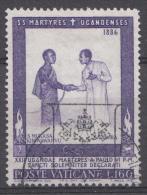 Vatican Mi.nr.:476 Heiligsprechnung Der 22 Märtyrer Von Uganda 1965 Oblitérés / Used / Gestempeld - Oblitérés