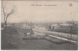 21637g ENTREE Du VILLAGE - FERME - Mouland - Voeren