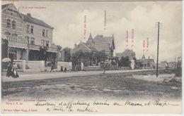 """21772g VILLA - """"A Mon Nos Autes - Fleur Des Dunes - Duinenbosch - Schult - Garenne - Marie - Maurice"""" - Av. Lippens - 19 - Knokke"""