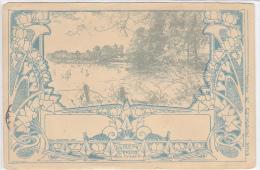 Belgium - Genval - La Hulpe - Art Nouveau - Rixensart