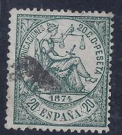 ESPAÑA 1874 - Edifil #146 - VFU - 1873-74 Regencia