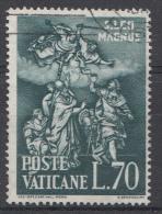 Vatican Mi.nr.:367 Todestag Von Papst Leo I 1961 Oblitérés / Used / Gestempeld - Oblitérés