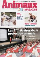 Revue Animaux Magazine (SPA) - N° 329 - Juillet 2003 -Jeane Manson, Fous De Bsssan - Animaux