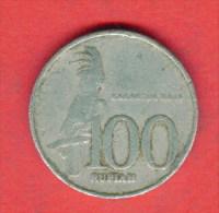 F3661 / - 100 Rupian - 2000 - INDONESIA  Indonesie  Indonesie  - Coins Munzen Monnaies Monete