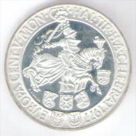 AUSTRIA 100 SCHILLING 1977 AG SILVER - Austria