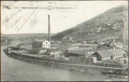 1903-France 25-Besancon-Soieries De Chardonnet-Ed LR-Ref 88 - Besancon