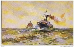 Ship Ryga - Paquebots