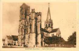 Fev14 1305: Rouffach  -  Eglise Saint-Arbogast - France