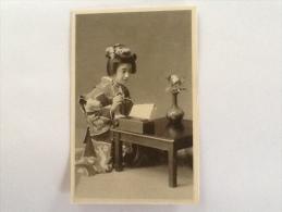 GEISHA JAPAN NON VIAGGIATA - Japón