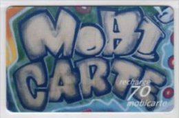 "MOBICARTE - Mbc 127 - "" TAGG Mobi Carte ""   - Illustration M.Verdenet - LUXE - Frankrijk"