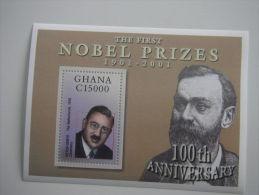 Ghana-Famous People-Nobel Prize Winner - Sin Clasificación