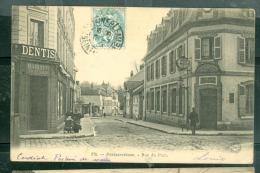 N°375  -  Fontainebleau -    Rue Du Parc    Lfb34 - Fontainebleau