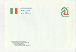 AEROGRAMMA VIA AEREA LIRE 850 POSTE ITALIANE - Italia