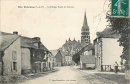 35 TINTENIAC - L ARRIVEE ROUTE DE RENNES - France