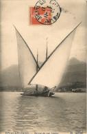 EVIAN -les-BAINS    Barque Du Lac Léman - Evian-les-Bains
