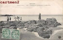 ETABLES SUR LES ROCHERS A MAREE BASSE 22 - Etables-sur-Mer